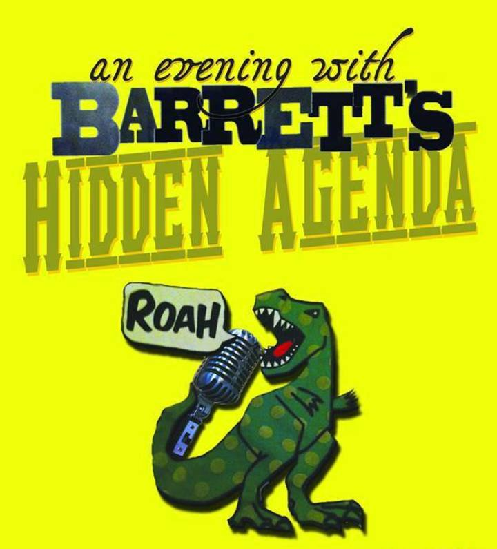 Barrett's Hidden Agenda Tour Dates
