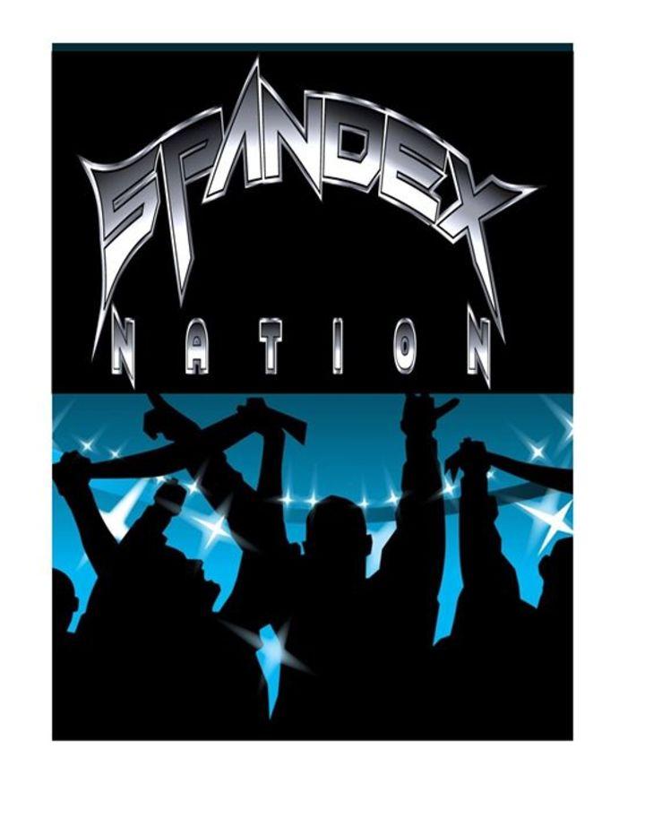Spandex Nation Tour Dates