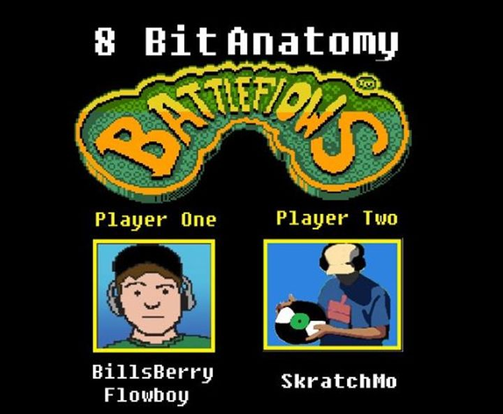 8 Bit Anatomy Tour Dates