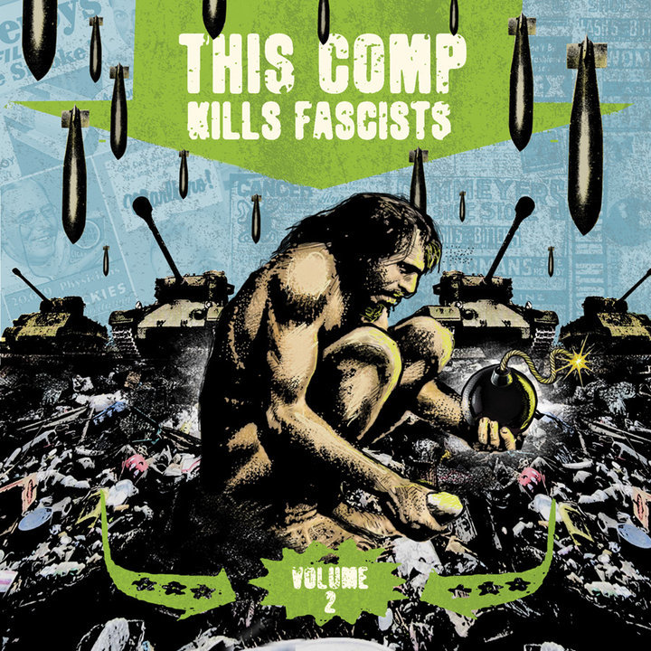 This Comp Kills Fascists Tour Dates