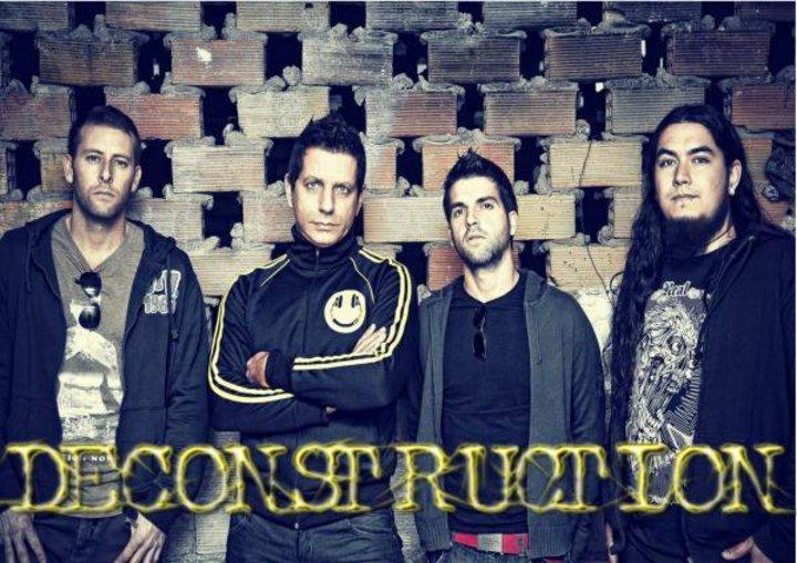 Deconstruction Tour Dates