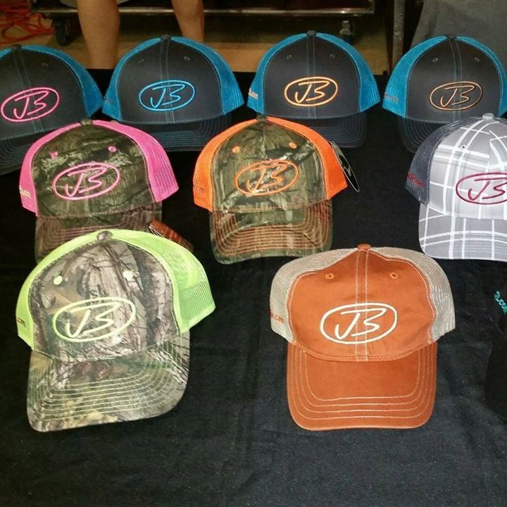 Sightings of the Famous Jody Booth Hats Tour Dates