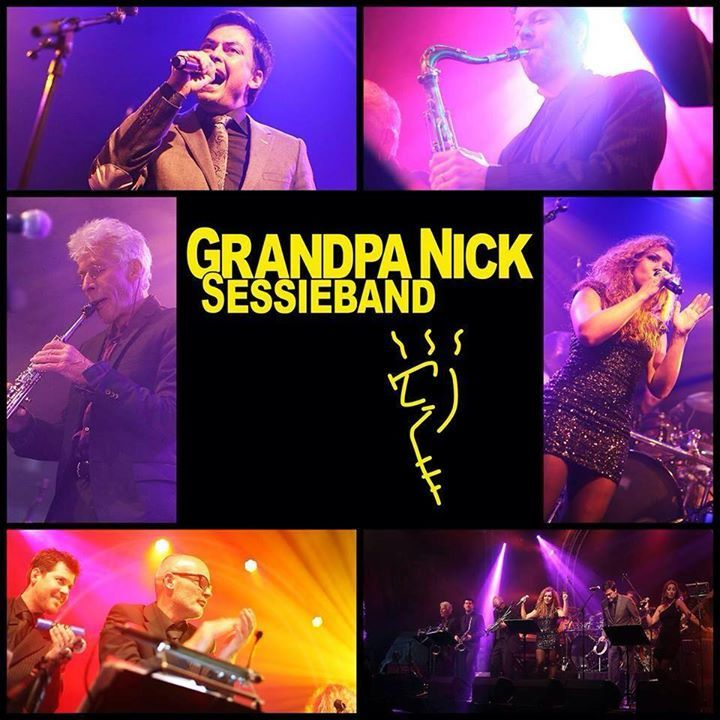 Grandpa Nick Sessieband Tour Dates
