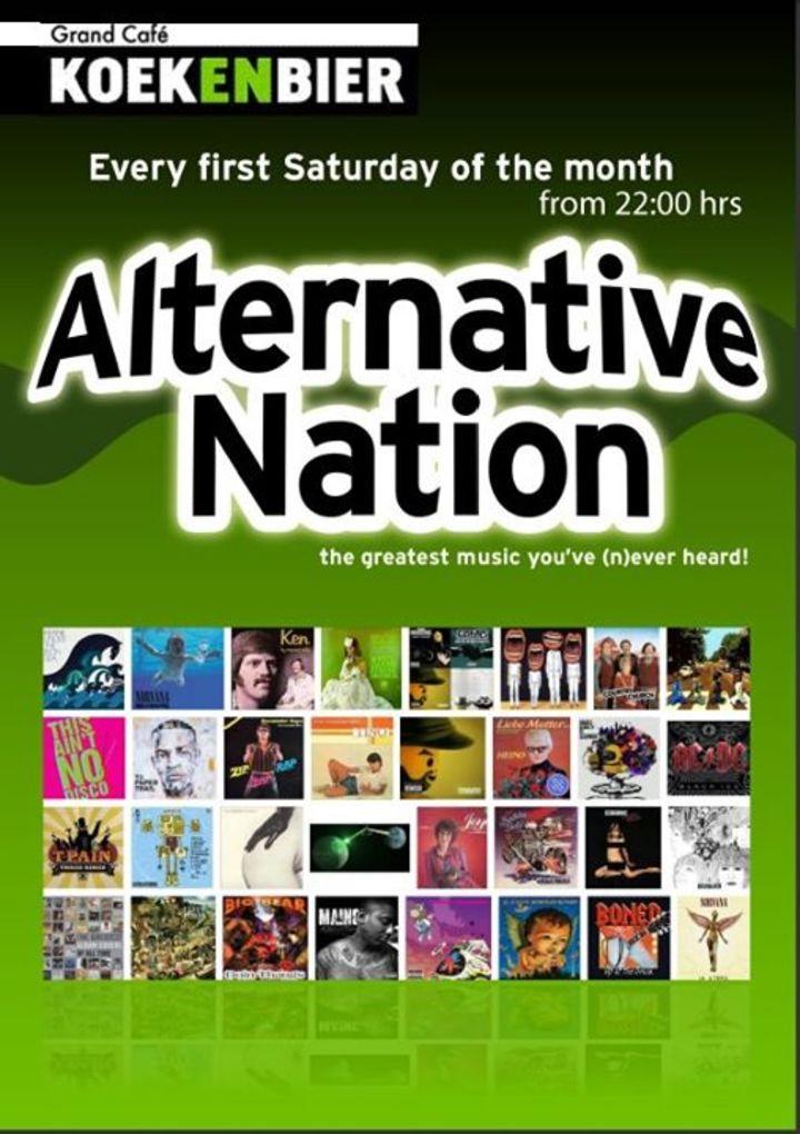 Alternative Nation Tour Dates
