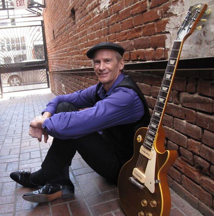 Charles Burton Blues Band Tour Dates
