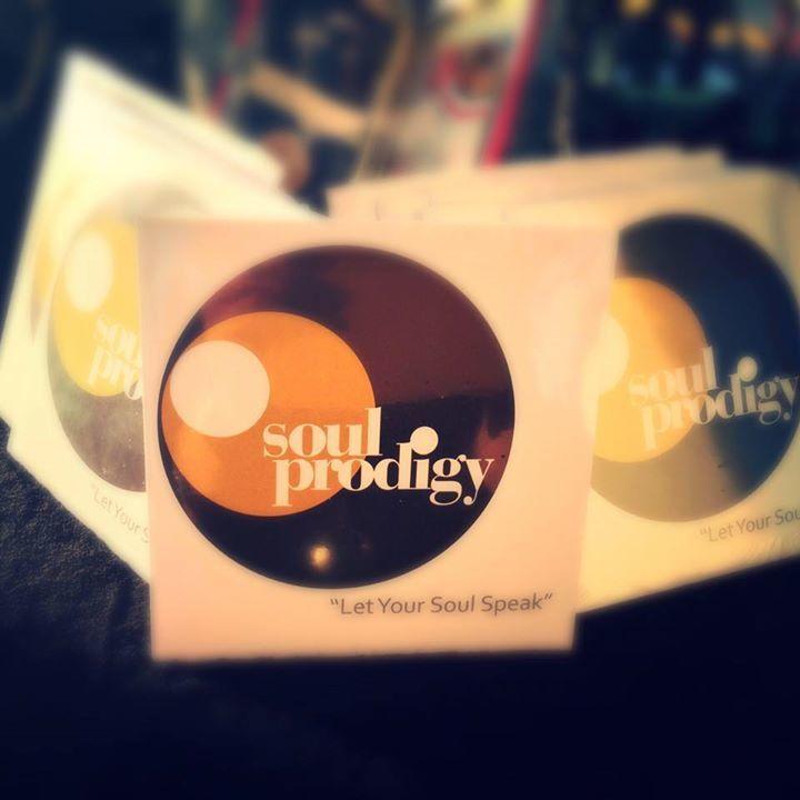 Soul Prodigy Tour Dates