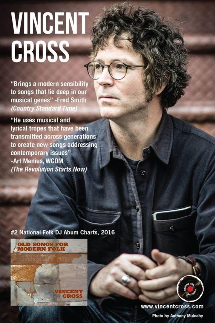 Vincent Cross Tour Dates