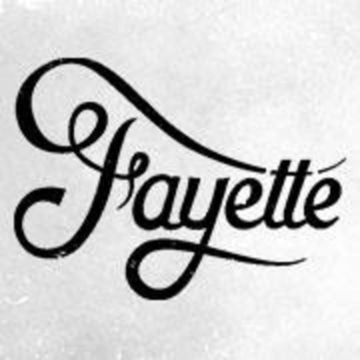 Fayette Tour Dates