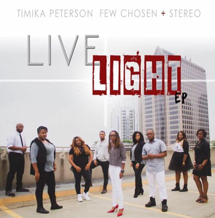 Timika Peterson, The Few Chosen & Stereo Tour Dates