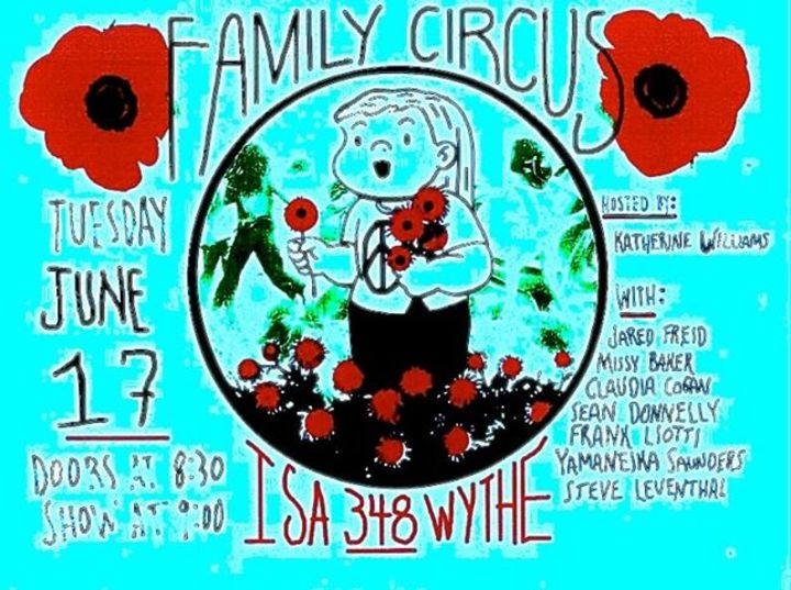 Family Circus Tour Dates