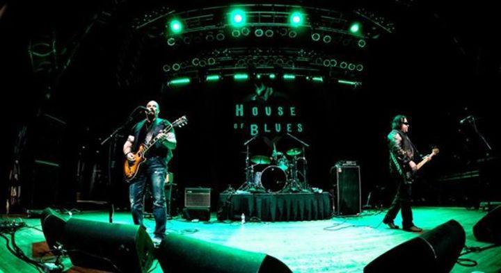 Jon Campos & The Incurables Tour Dates