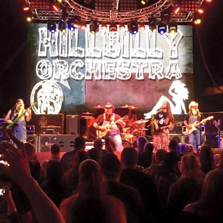 Hillbilly Orchestra @ Gas Monkey Bar N' Grill - Dallas, TX