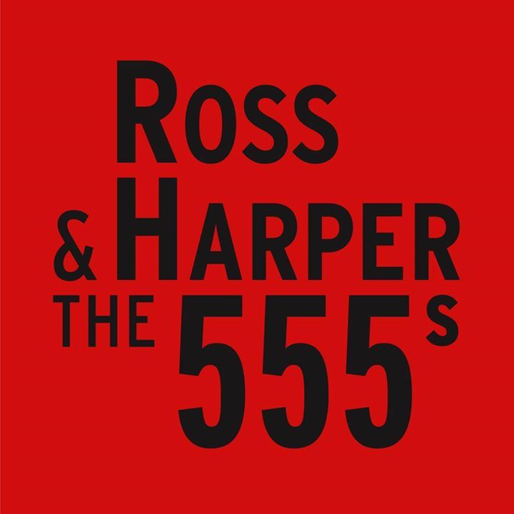 Ross Harper & The 555s Tour Dates