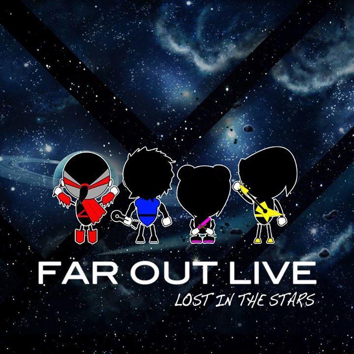 Far Out Live Tour Dates