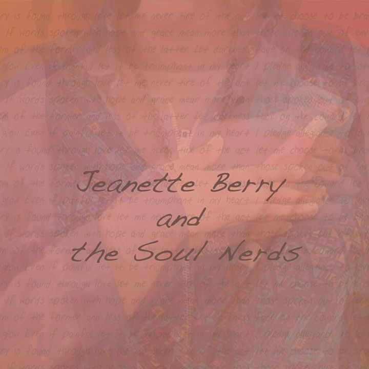 Jeanette Berry and the Soul Nerds Tour Dates
