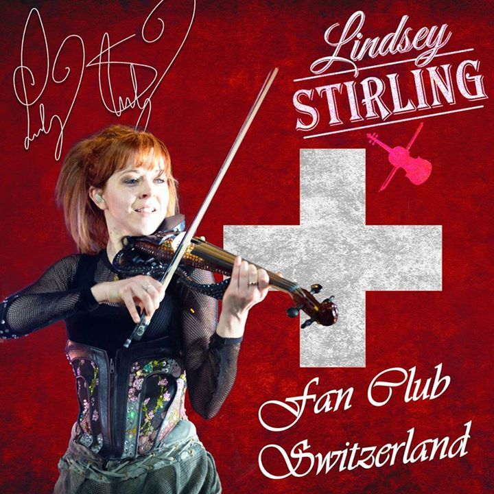 Lindsey Stirling Fan Club Switzerland Tour Dates