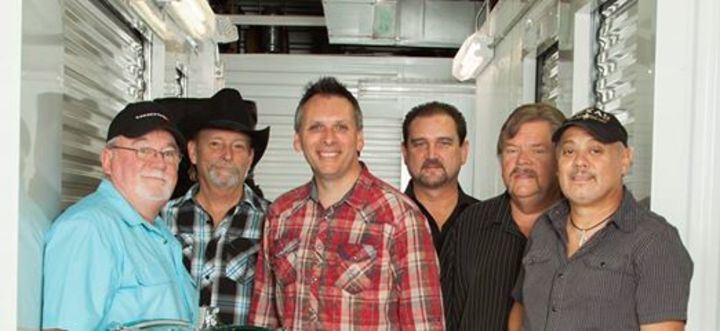 Rick Reyna Band @ Backwoods Saloon  - Ingleside, TX