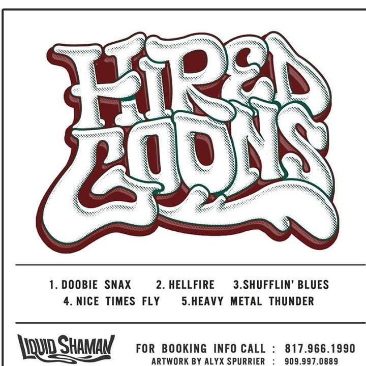 HIRED GOONS Tour Dates