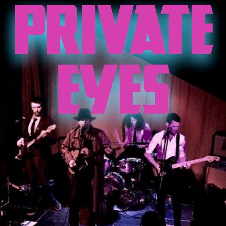 Private Eyes Tour Dates
