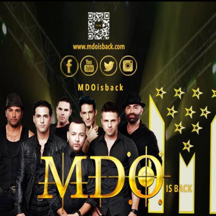 Mdoisback Tour Dates