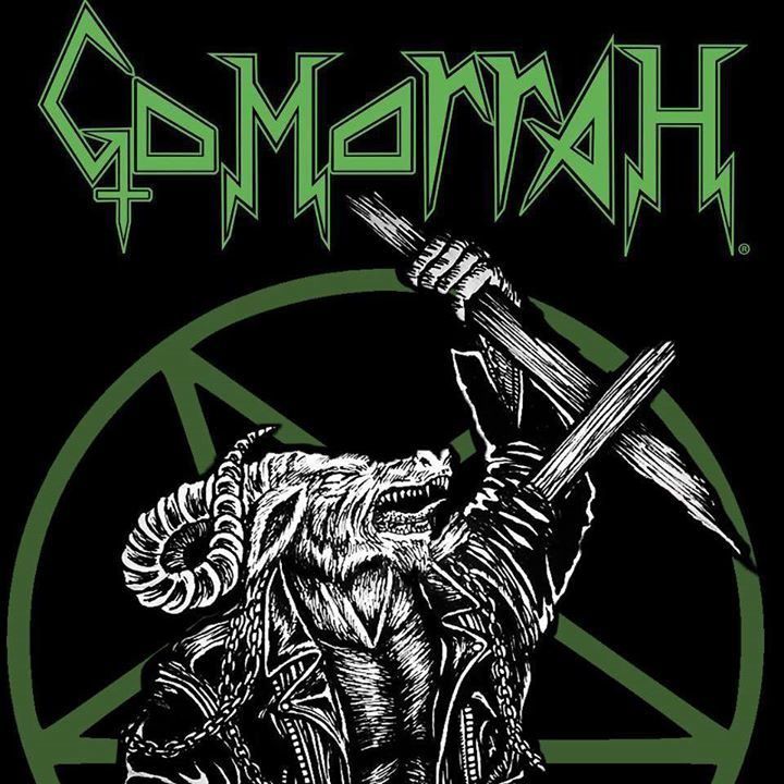 Gomorrah (Official) Tour Dates