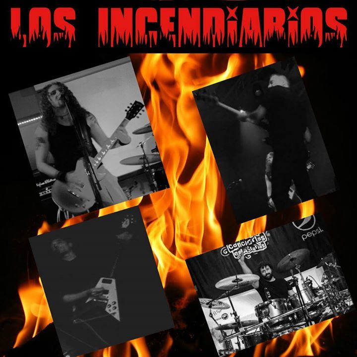 Los Incendiarios Tour Dates