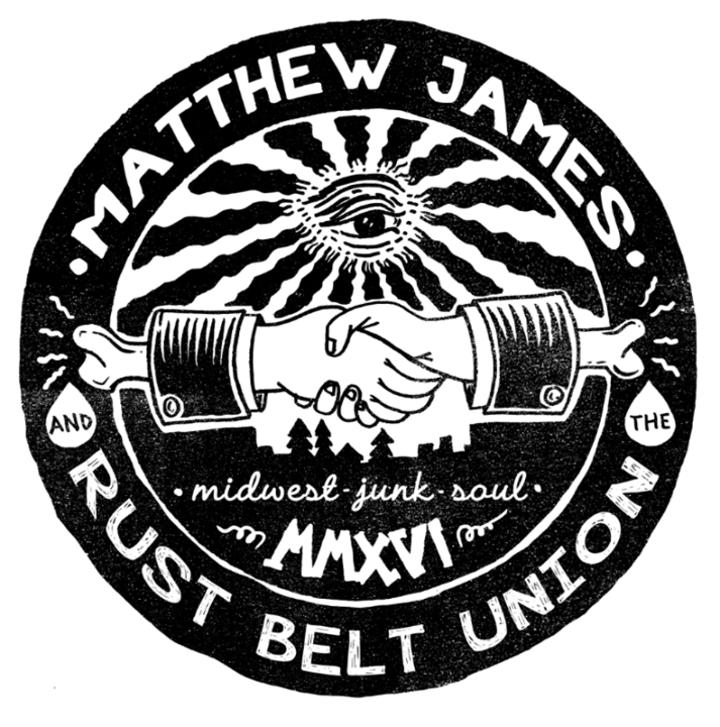 Matthew James & the Rust Belt Union @ Octopus College Hill - Cedar Falls, IA