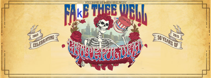 Grateful Dead Reonion 2015 Tour Dates
