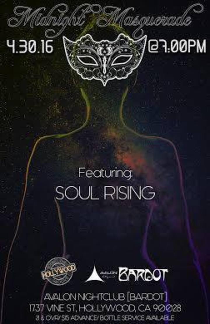 Soul Rising Tour Dates