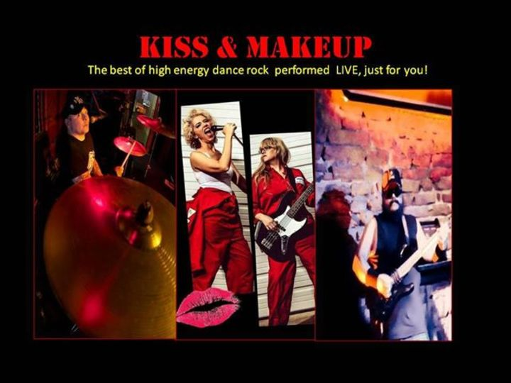 KISS & MAKEUP Tour Dates