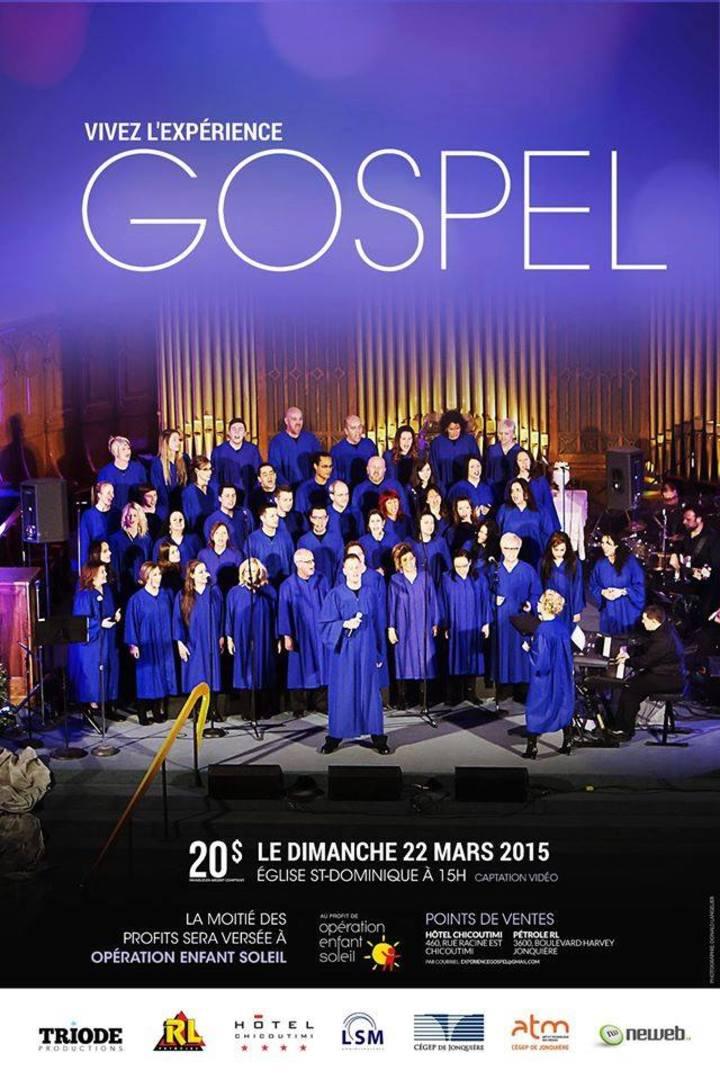 Choeur Expérience Gospel Tour Dates