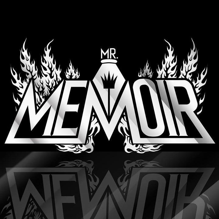 Mr. Memoir Tour Dates