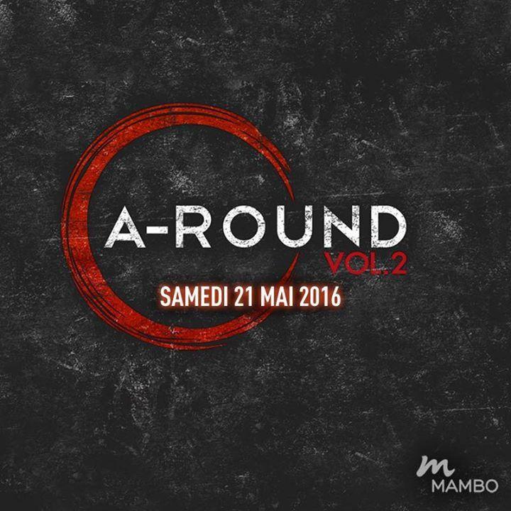 A-Round Tour Dates