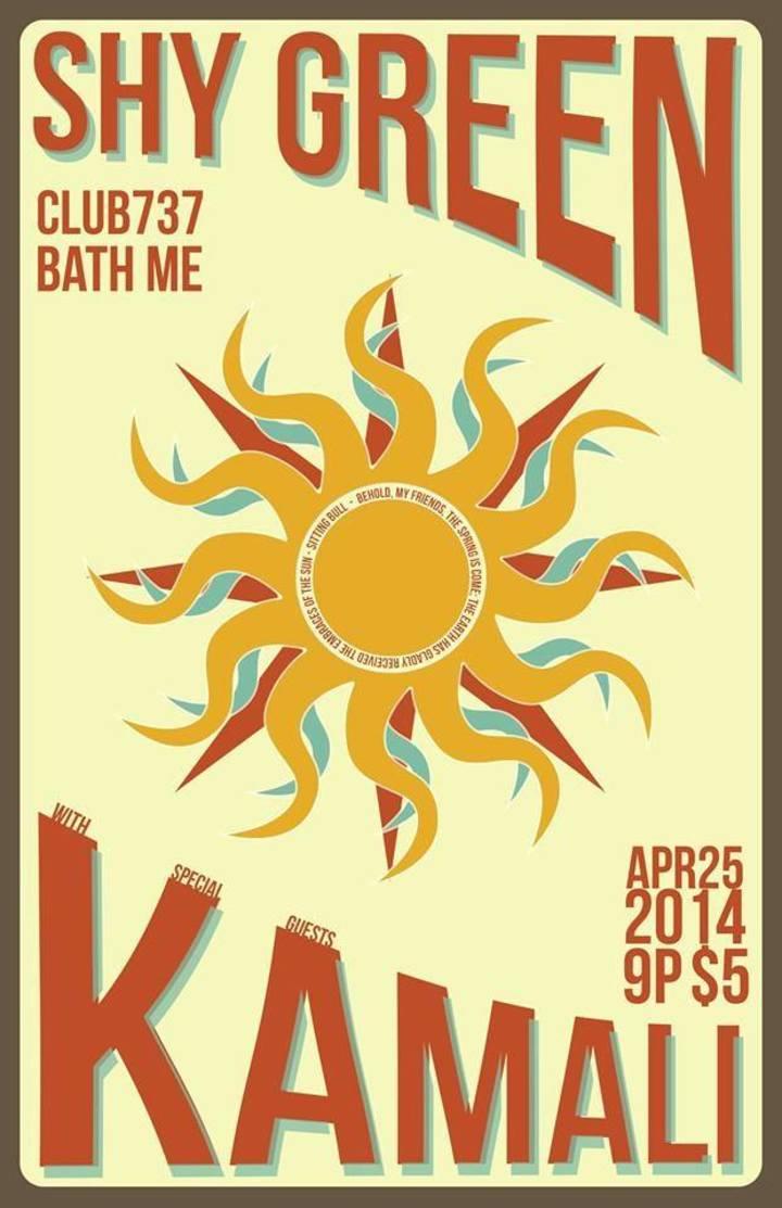 Kamali Tour Dates