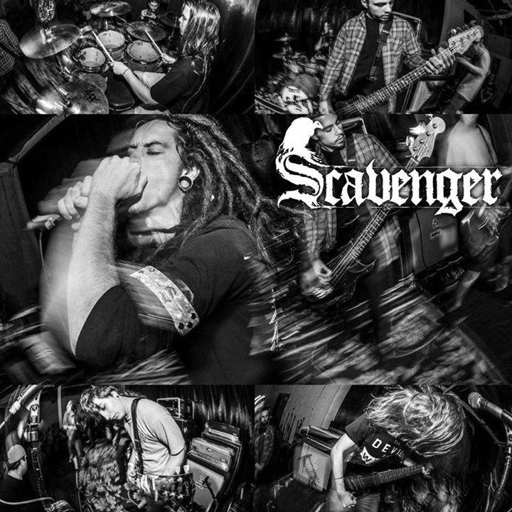 Scavenger Tour Dates