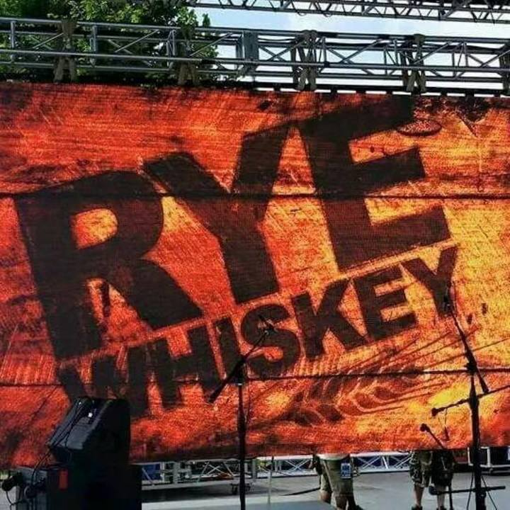 Rye Whiskey Tour Dates