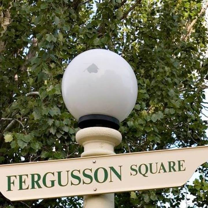 Fergusson Square Tour Dates