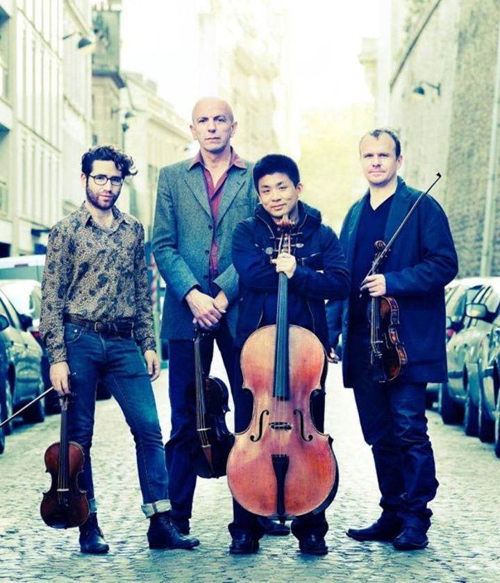 Quatuor IXI Tour Dates