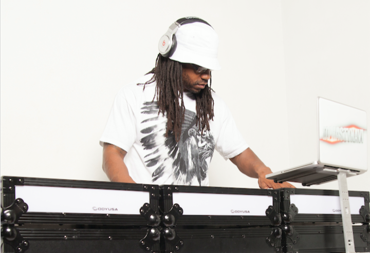 DJ Nasty Navi Tour Dates