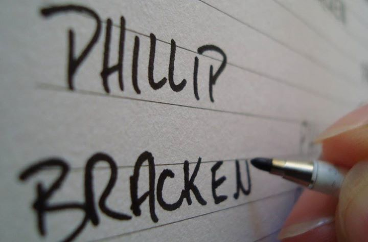 Phillip Bracken Music Tour Dates