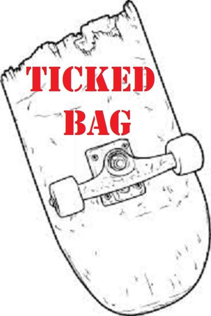 Ticked BAG Tour Dates