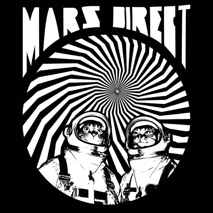 Mars Direct Tour Dates