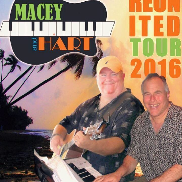 Macey and Hart Tour Dates