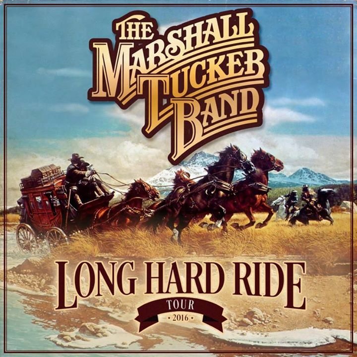 The Marshall Tucker Band @ Pompano Beach Amphitheater - Pompano Beach, FL