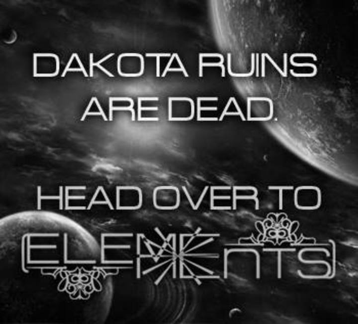 Dakota Ruins Tour Dates