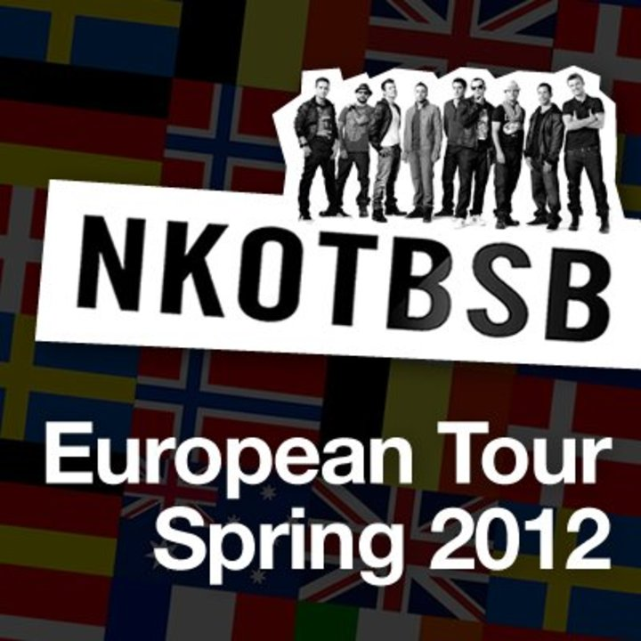 New Kids on the Block & Backstreet Boys Tour Dates
