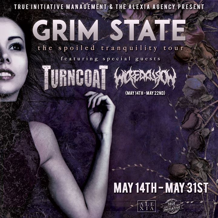 Grim State Tour Dates