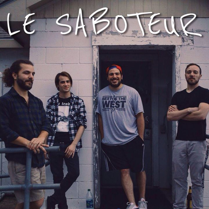 le saboteur Tour Dates