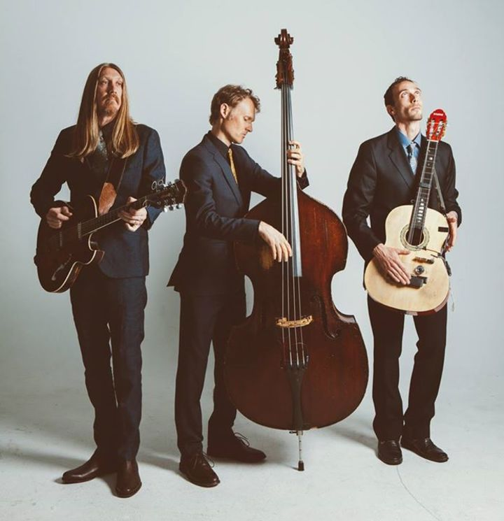 The Wood Brothers @ The Big Room @ Sierra Nevada Brewing Company - Chico, CA