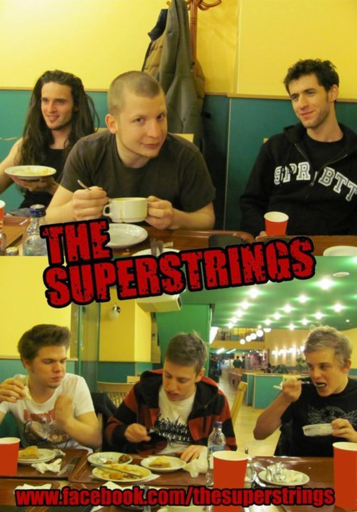 The Superstrings Tour Dates